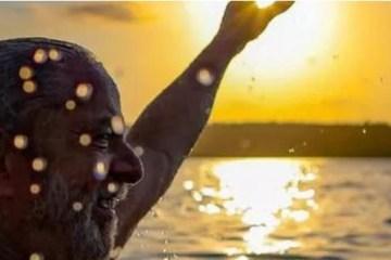 WhatsApp Image 2019 11 17 at 12.42.03 - A imagem que marca o reencontro de Lula com a liberdade