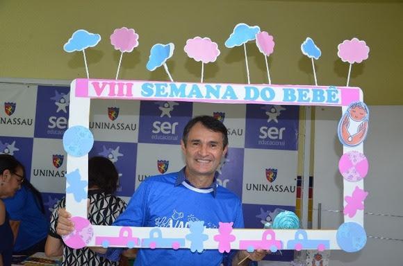 Romero Rodrigues abre VII Semana do Bebê em Campina Grande