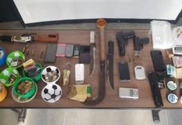 ASAS DA LEI: Operação investiga tráfico, roubos e homicídios em Cajazeiras