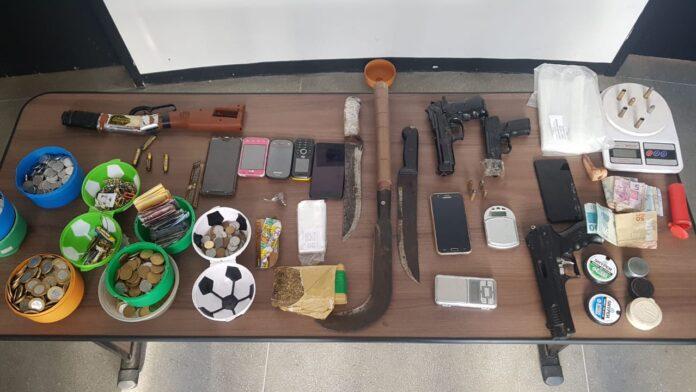 WhatsApp Image 2019 11 28 at 07.02.59 696x392 - ASAS DA LEI: Operação investiga tráfico, roubos e homicídios em Cajazeiras