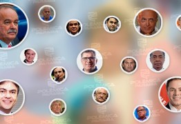 INÁCIO FALCÃO, CÁSSIO E VENEZIANO: enquete de rádio aponta os nomes mais lembrados para prefeitura de Campina Grande – VEJA RANKING