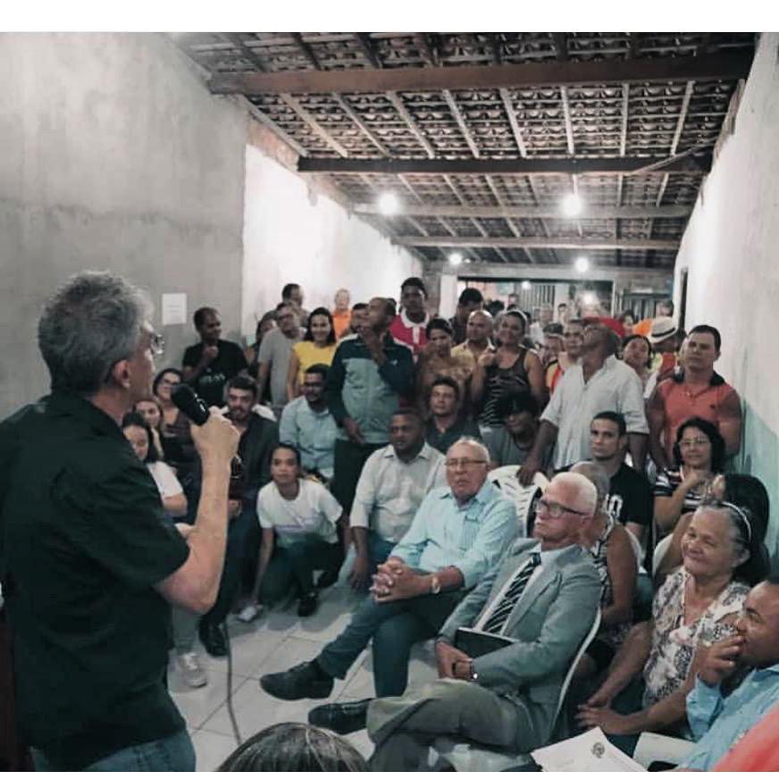 a333d430 92c2 4a22 b8e0 3a791cd3060e - PSB SEGUINDO EM FRENTE: Ricardo e Gervásio Filho realizam plenária popular em João Pessoa - VEJA VÍDEO