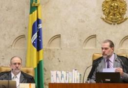 Voto de Toffoli passa de 4h e força STF a adiar decisão sobre Coaf e Flávio Bolsonaro