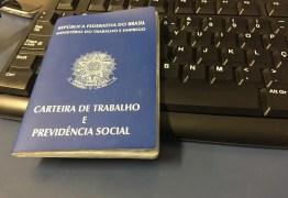Impulsionada por setor de serviços, economia da Paraíba cria 1.864 vagas de emprego em outubro