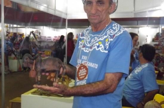 Escultor é encontrado morto em Itaporanga