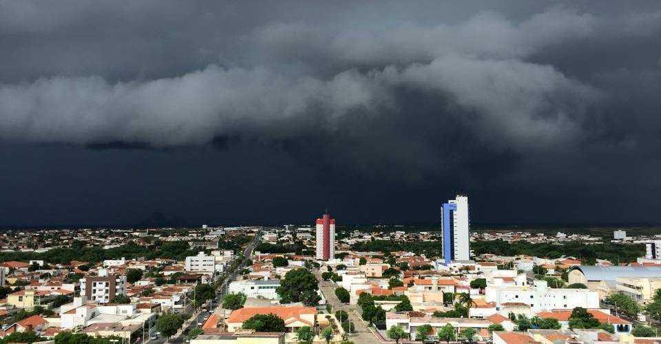 chuvasertaopb - Alerta de chuvas intensas é emitido para 47 municípios da Paraíba