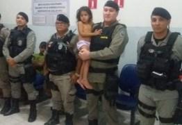 Duas mulheres são presas suspeitas de raptar criança de 4 anos, na Paraíba
