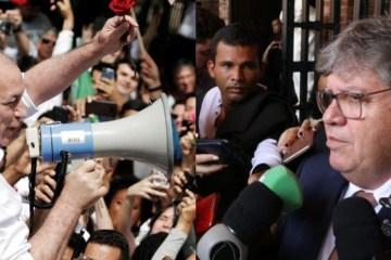 CIRO QUER JOÃO: Ex-presidenciável convida governador para entrar no PDT