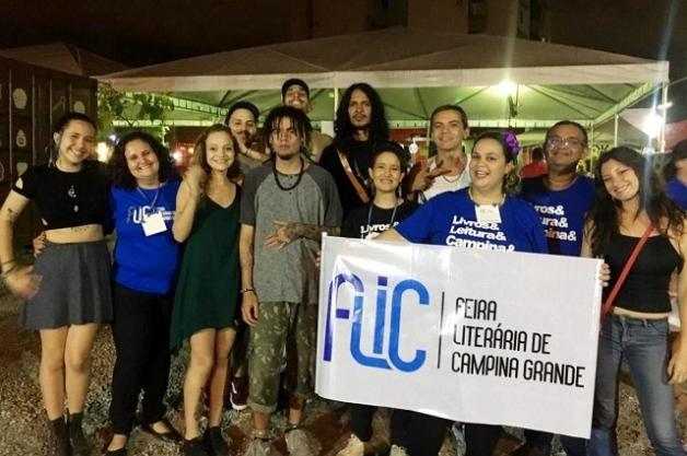 FLIC promove II edição da Feira Literária em Campina Grande