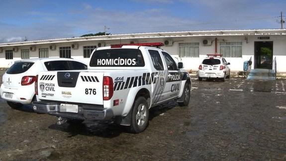 delegacia de homicidios joao pessoa 300x169 - Homem é encontrado morto com tiro no pescoço no Centro de  João Pessoa