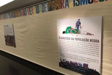 Coronel Tadeu, deputado do PSL que quebrou quadro sobre genocídio negro, diz que repetiria o ato