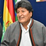 evo morales 1 - Evo Morales recebe alta após duas semanas internado por covid-19