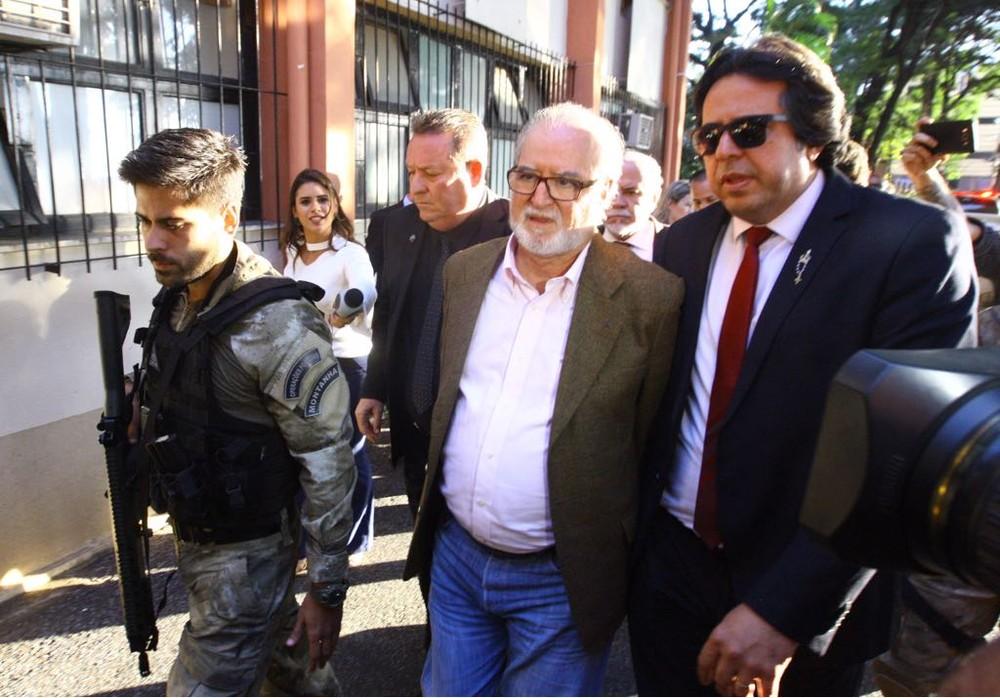 hed20180523006 - EFEITO DOMINÓ: depois de Lula, Justiça concede alvará de soltura para ex-governador Eduardo Azeredo