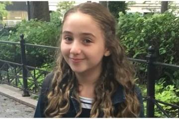 images 1 10 - LUTO: Atriz mirim Laurel Griggs morre aos 13 anos