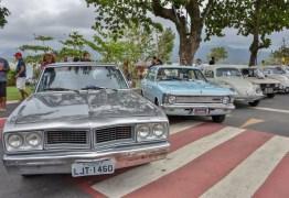 João Pessoa sedia exposição de carros antigos neste fim de semana
