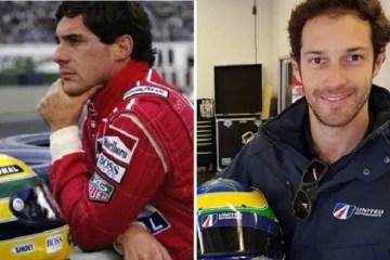 images 15 - Sobrinho de Senna pilotará McLaren do tricampeão antes do GP do Brasil