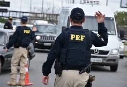 Polícia Rodoviária Federal inicia Operação Proclamação da República na Paraíba