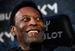 Pelé comemora 50 anos de seu histórico milésimo gol na carreira