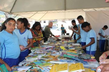 I Festa Literária da Rede Estadual movimenta cidades em torno da leitura em escolas e comunidades