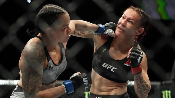 images 7 1 - UFC x BELLATOR: Cris Cyborg planeja revanche contra Amanda Nunes