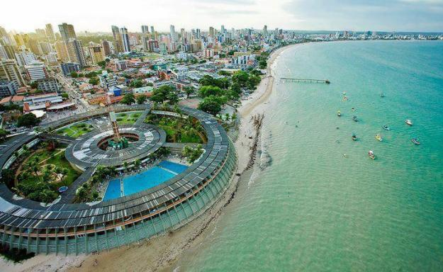 joao pessoa hotel tambau - Pesquisa revela que 68% dos turistas têm expectativas correspondidas ao visitar a Paraíba