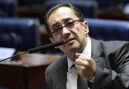 Jorge Kajuru deixa UTI após ter crise convulsiva no Senado; VEJA VÍDEO