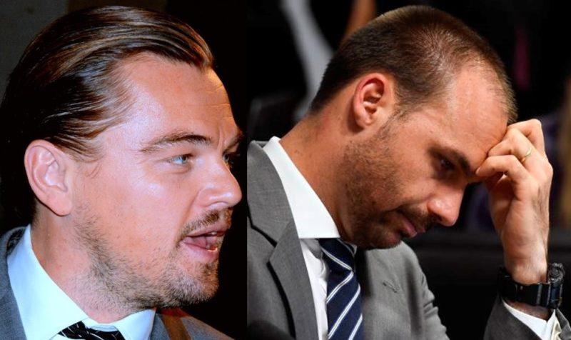 leonardo dudao e1574971622647 - Presidente Bolsonaro afirma que Leonardo DiCaprio é um dos culpados pelo incêndio na Amazônia