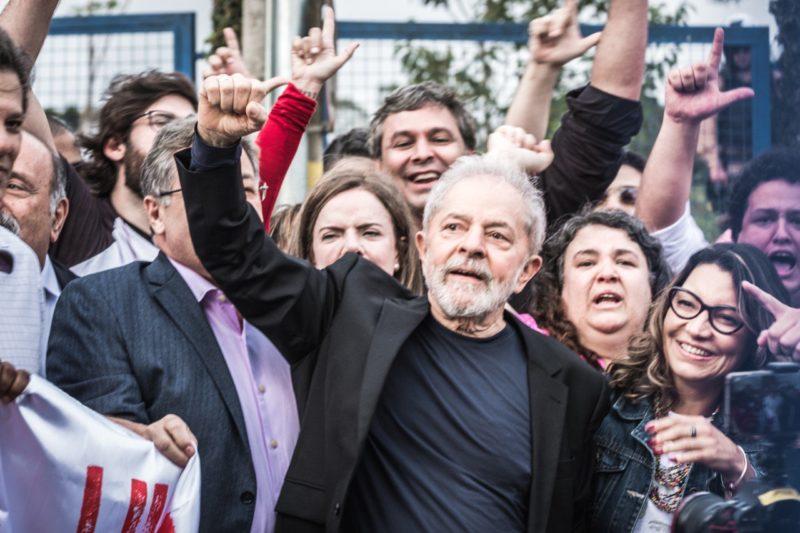lulaa e1573250234311 - Obstrução a todas as atividades: PSL quer paralisar Câmara em razão da liberdade de Lula