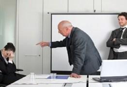 8 em cada 10 profissionais pedem demissão por causa do chefe – VEJA MOTIVOS
