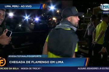 maxresdefault 2 - Flamengo chega em Lima para a decisão da Libertadores