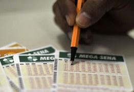 Mega-Sena sorteia neste sábado prêmio acumulado de R$ 44 milhões