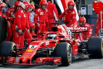 naom 5bcb9a4b305d5 - FÓRMULA 1: Ferrari evita encontro de Vettel e Leclerc após batida em Interlagos