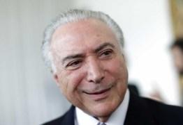 Temer: 'Lula não fez bem invocando a polarização'