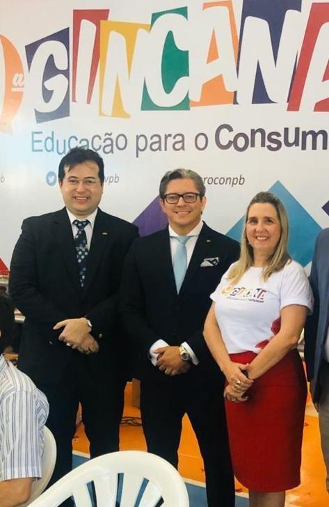 Procon de Bayeux participa de 9ª gincana de educação para o consumo e reforça parceria - Polêmica Paraíba