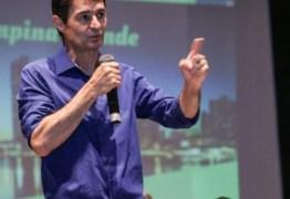 """""""Infelizmente nós não temos o controle disso, eu peço desculpas a vice-governadora"""", desabafa Romero sobre vaias a Lígia"""