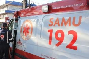 samu ambulancia foto walla santos 300x200 - 26% das ligações recebidas pelo Samu em João Pessoa são trotes