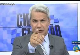 'É UM EXÉRCITO DE CHUPA CHARQUE E DE GENTE VAGABUNDA': Sikeira responde as falas dos deputados que votaram contra o seu título de cidadão paraibano – VEJA VÍDEO