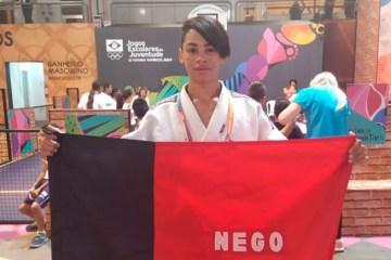 PB conquista primeira medalha de ouro nos Jogos Escolares da Juventude