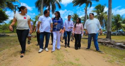 unnamed 97 - Governadora em exercício Lígia Feliciano visita Porto de Cabedelo e Pólo Cabo Branco