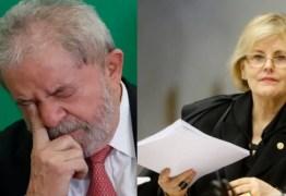 Lava Jato deixou Rosa Weber no escuro ao pedir apoio a investigação sobre Lula