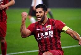'O JOGO DO ANO': Time chinês de Hulk enfrenta principal rival para decidir título