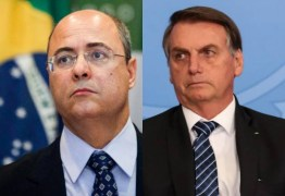 Witzel promete processar Bolsonaro: 'Passou dos limites'