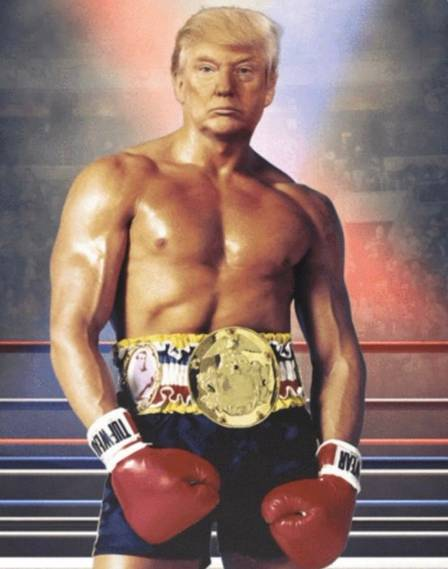 xblog trump rocky.jpg.pagespeed.ic .wvxGKd2 I7 - Trump posta foto em que se retrata como Rocky Balboa