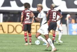 Na última rodada do Brasileirão 2019 Santos goleia o Flamengo