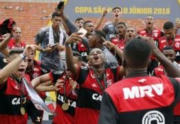 Flamengo não disputará a Copa São Paulo de Futebol Júnior