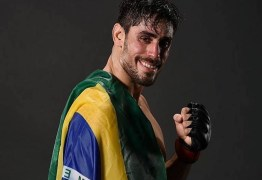 RECUPERAÇÃO: Paraibano Antônio 'Cara de Sapato' encara Brad Tavares no UFC Brasília