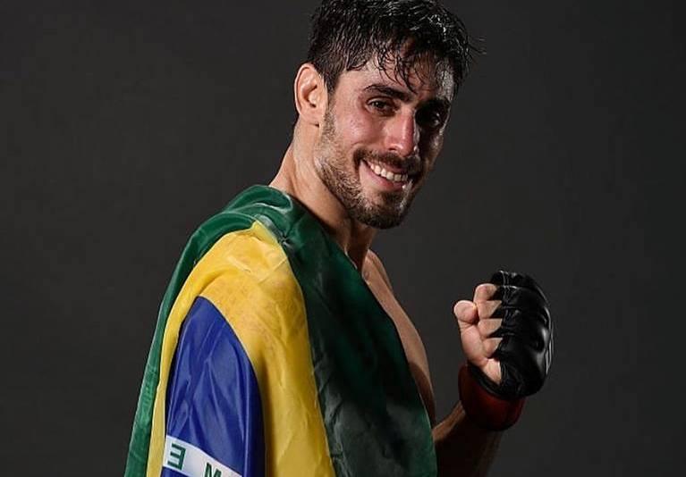 22851669 1740138082665178 4505697089324036796 n - RECUPERAÇÃO: Paraibano Antônio 'Cara de Sapato' encara Brad Tavares no UFC Brasília