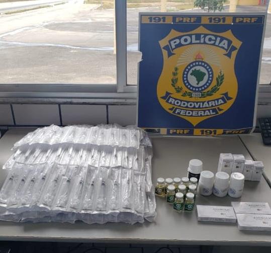 48707c06 5bc3 4aff af4d b2b7a494e8dc - BENÇÃO DA MAIORIDADE: Mulher é presa com 5kg de cocaína no dia de aniversário de 18 anos, diz PRF