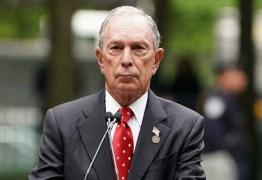 Michael Bloomberg teria usado telemarketing feito por prisioneiros para campanha de eleição