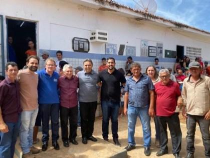 80409356 2417562415163882 7697903509919760384 n 620x465 300x225 - Genival Matias parabeniza atendimentos do Programa Cidadão em Cachoeira dos Índios e São José de Caiana